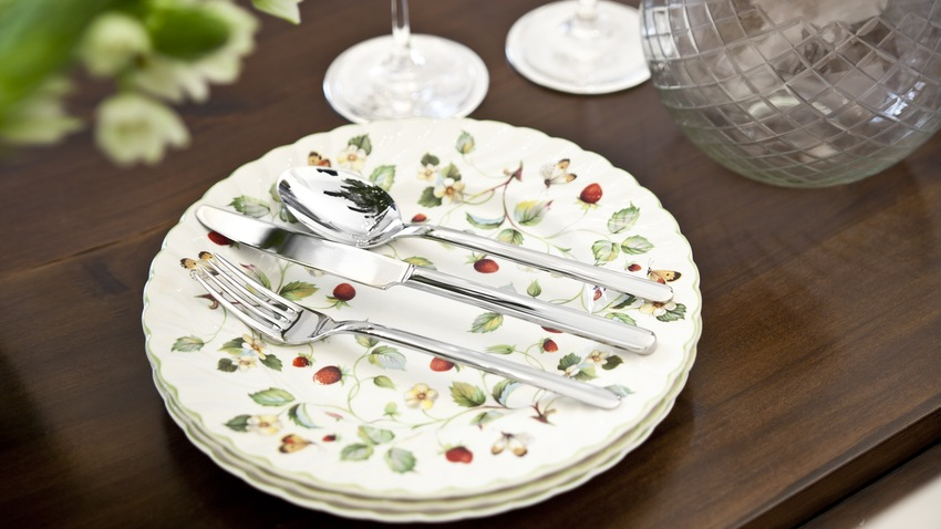 malované nádobí