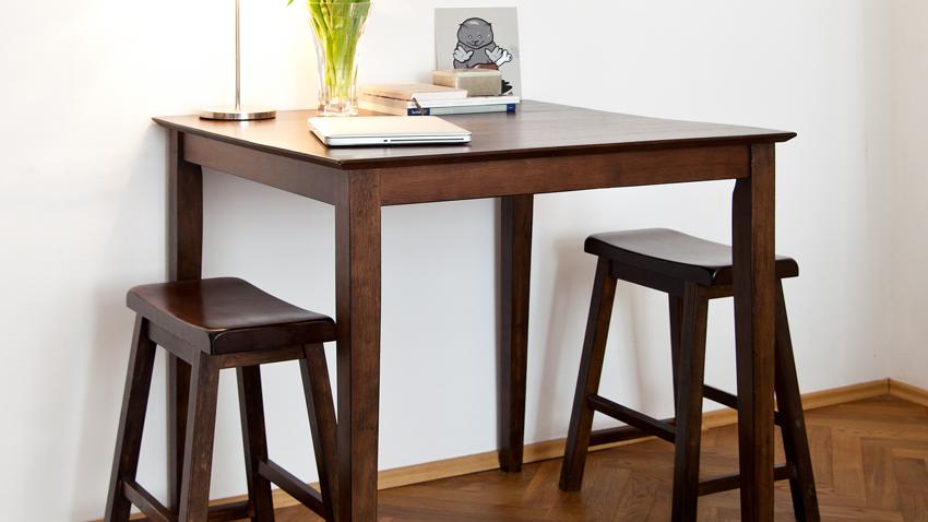 kožené barové stoličky
