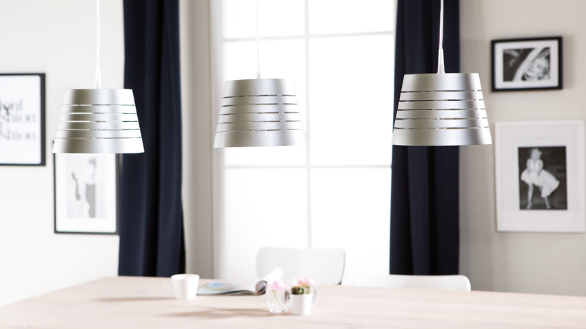 stylové závěsné lampy