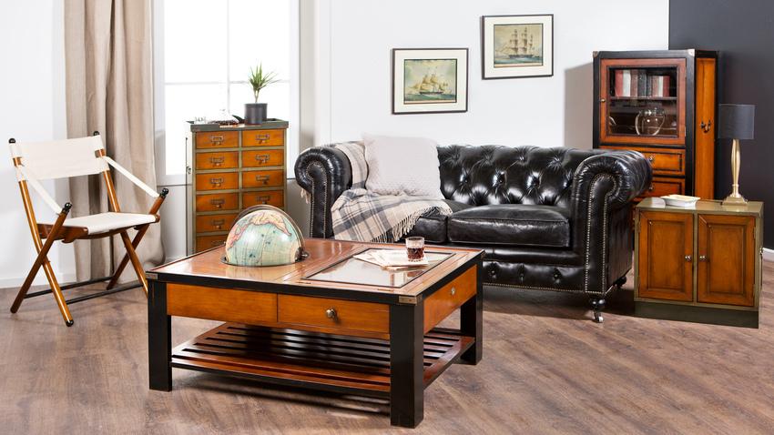 stylový vintage nábytek