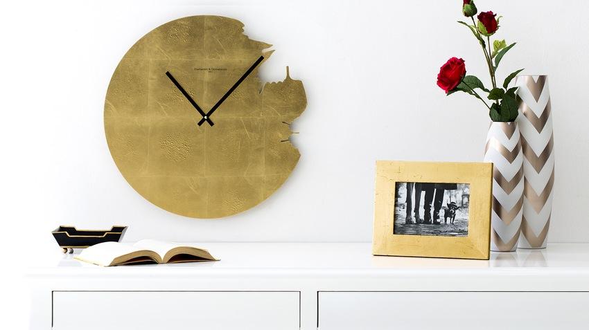 Designové nástěnné hodiny