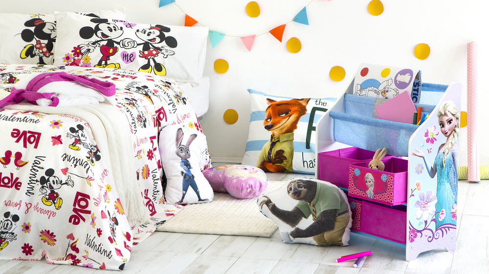 stylová dětská postel 140 x 200