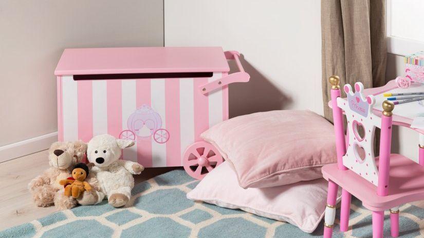 dětský nábytek - bedna na hračky