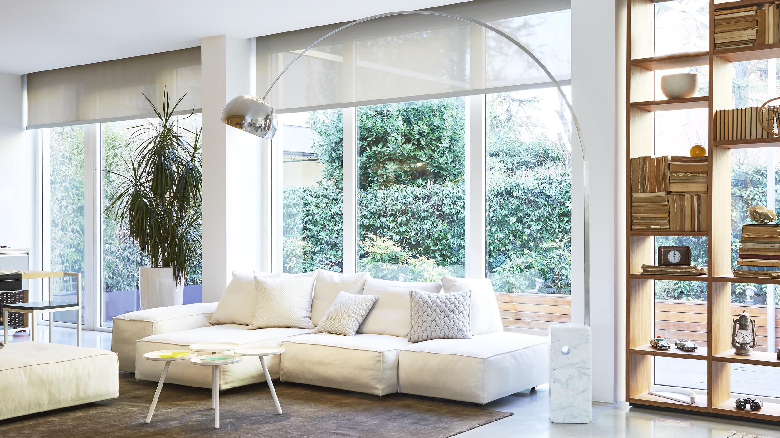 luxusní nábytek do obývacího pokoje