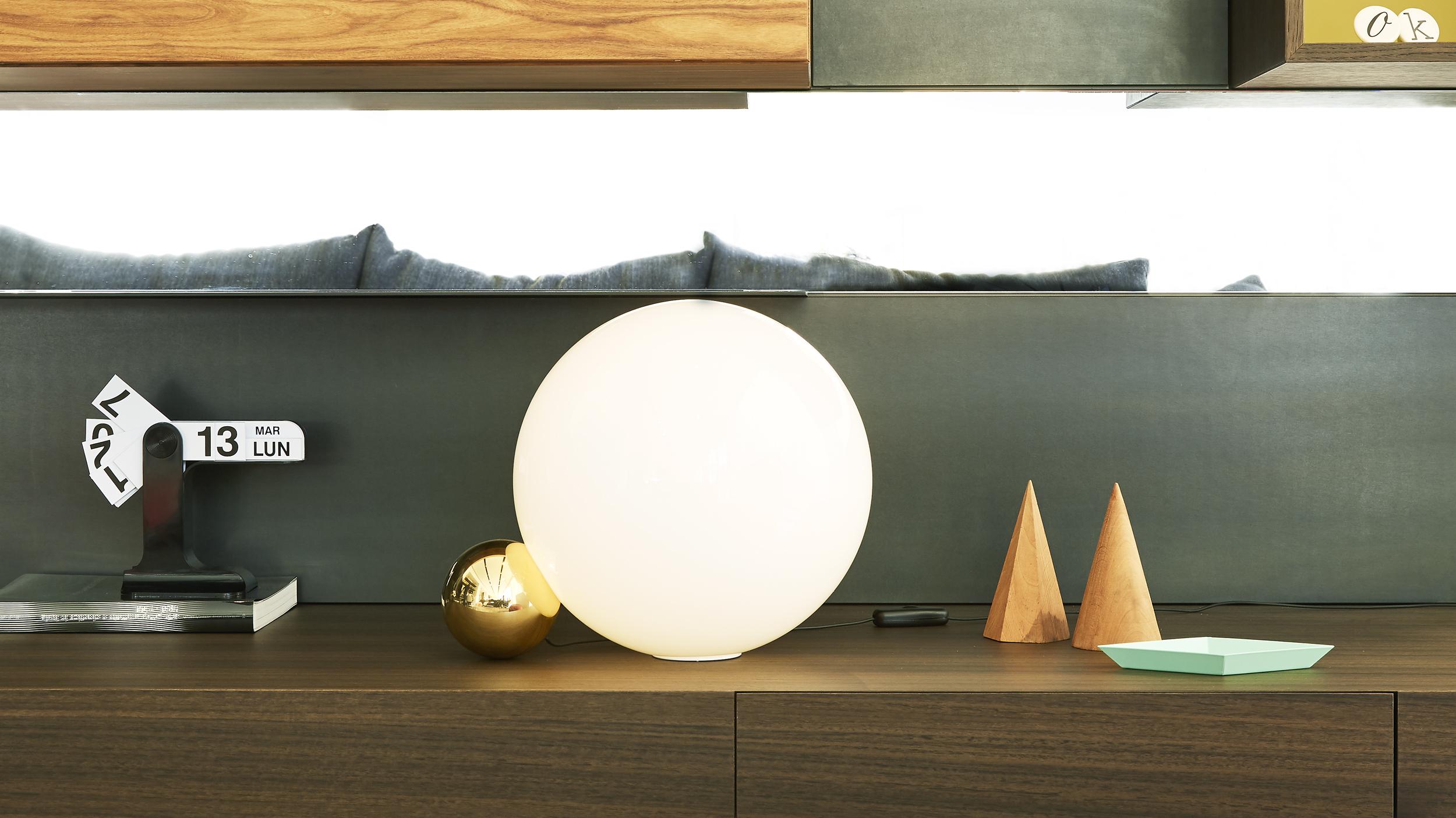 noční lampička - koule