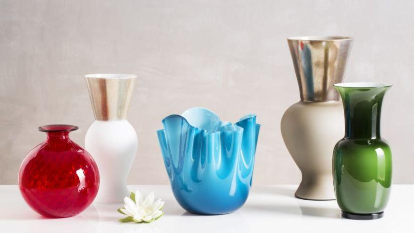 klasická zelená váza