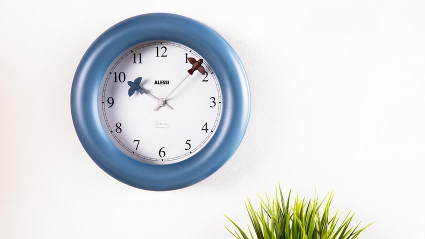 dětské nástěnné hodiny