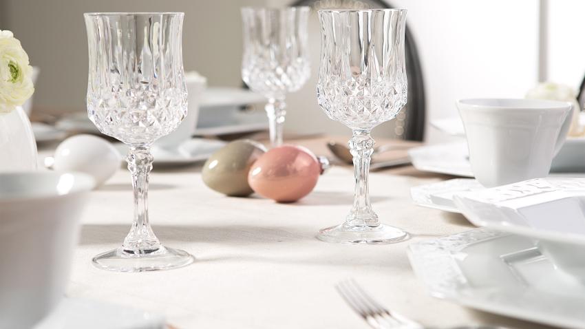 křišťálové sklenice na víno