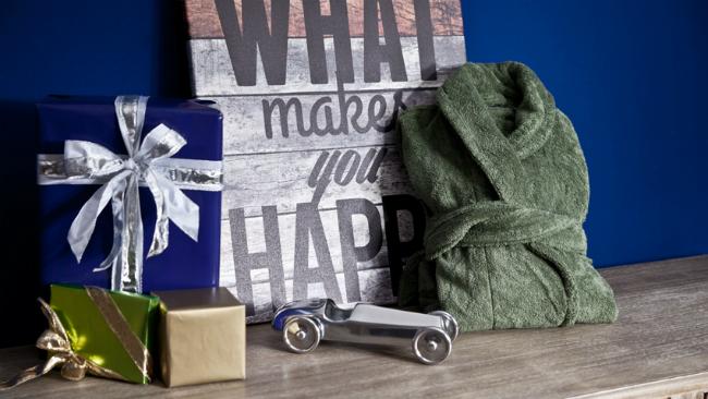 Für den Freund Geschenke selber machen