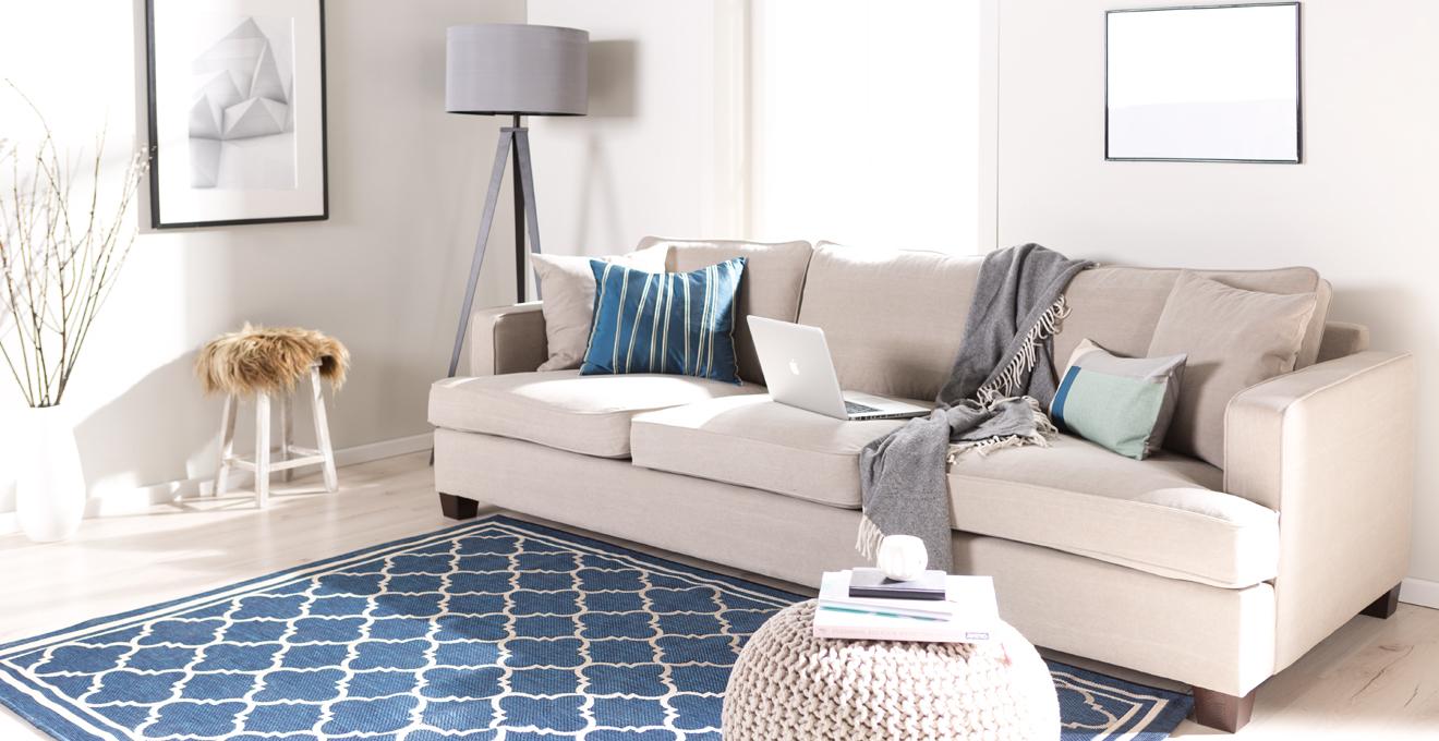 moderne wohnzimmer: tolle rabatte bis -70% | westwing, Wohnzimmer