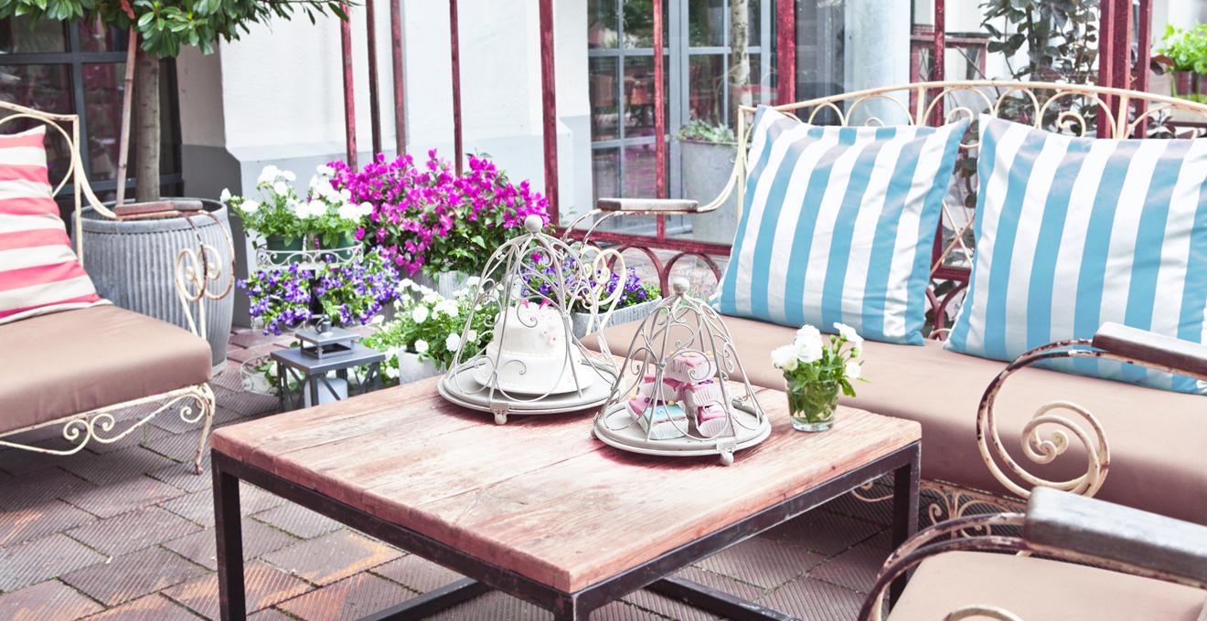 Französischer Garten: bis zu 70% reduziert bei WESTWING
