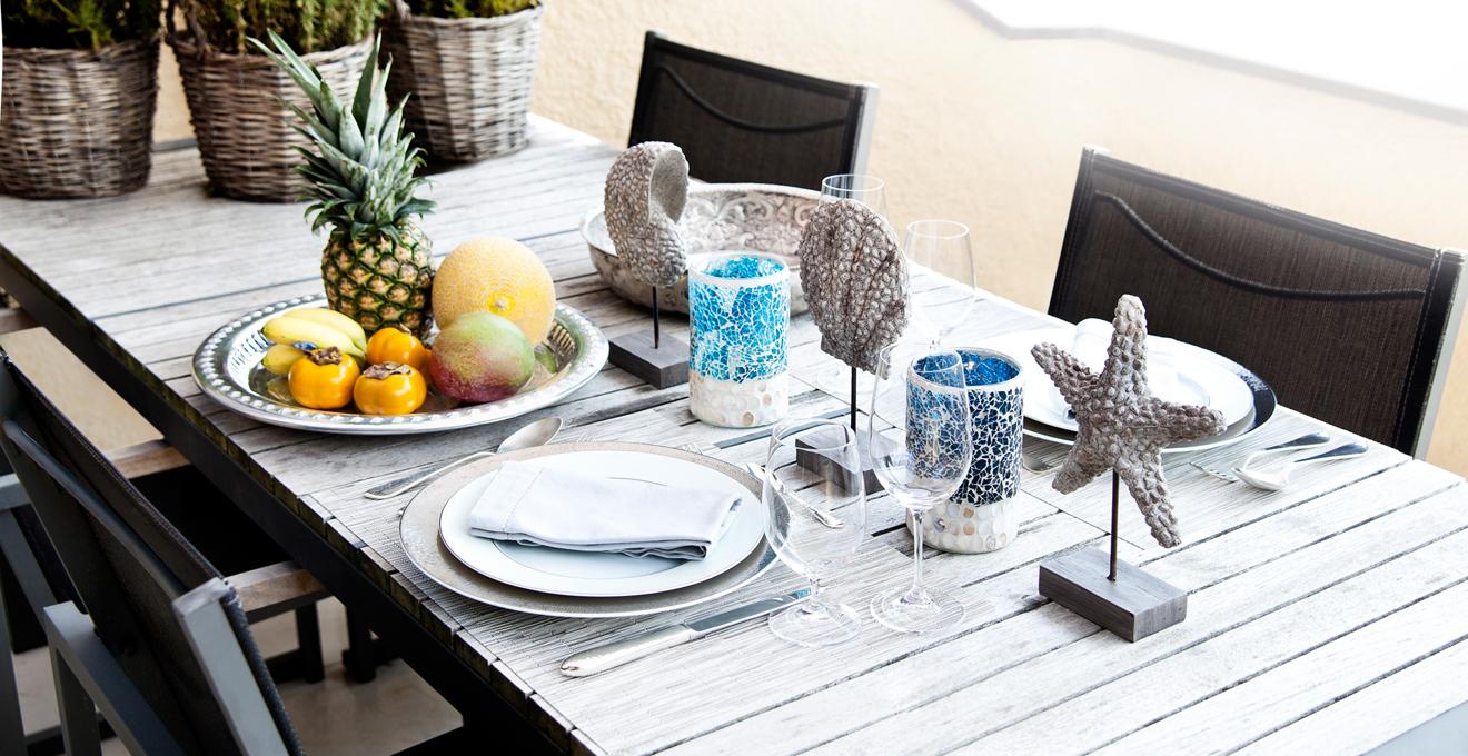 Ausgefallene Tischdeko Hochzeit