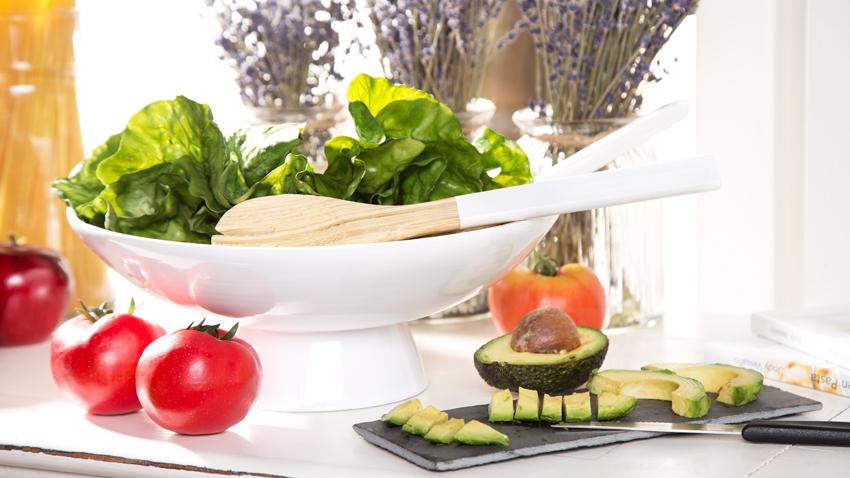 Salatgabel