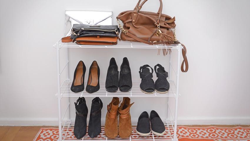 Schuhregal Stiefel