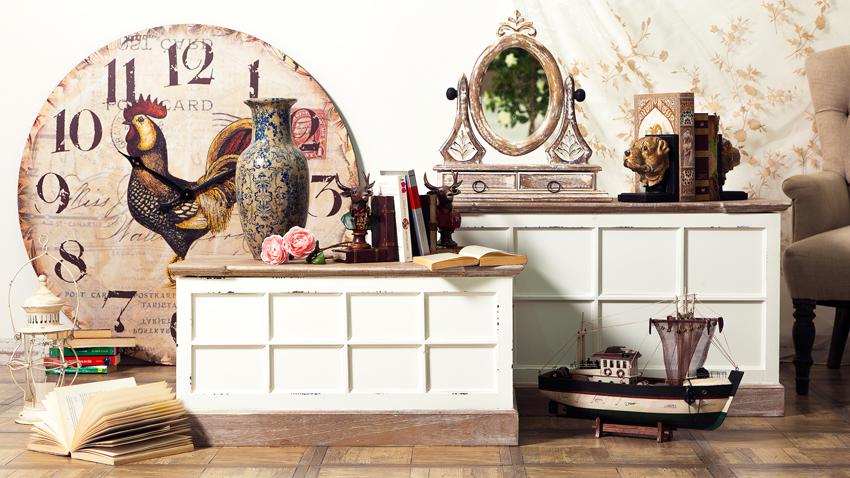 Vintage style möbel wohnzimmer  Vintage: Nostalgisch & Stylisch | WESTWING