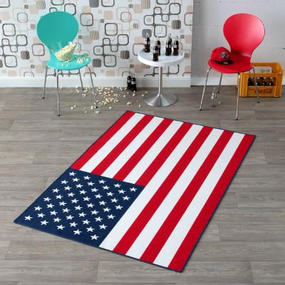 Teppich Amerikanische Flagge
