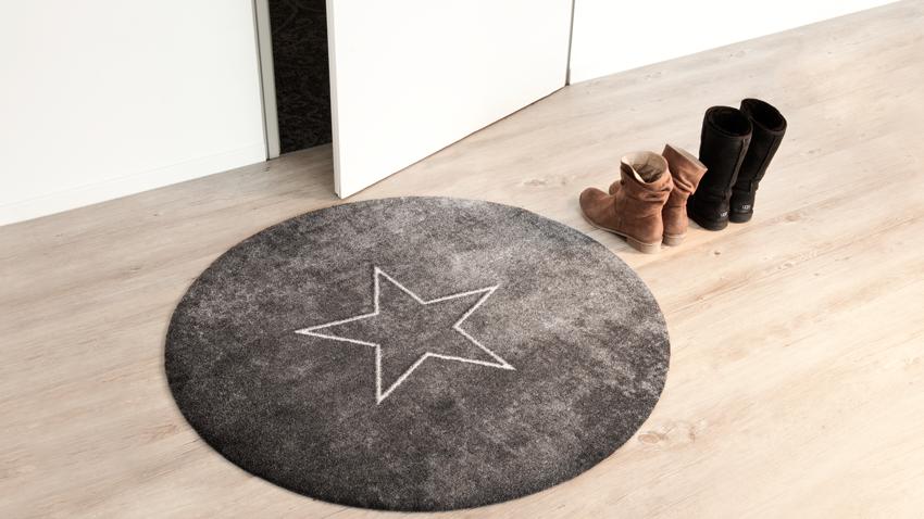 Teppich rund 300 cm  Schmutzfangläufer: Bis zu -70% Rabatt bei WESTWING
