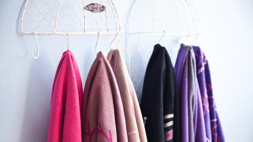 Kleiderbügel Garderobe