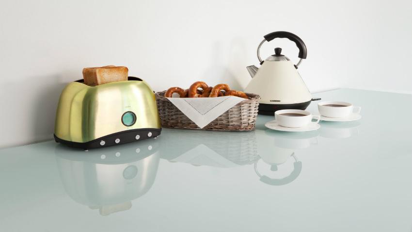 Toaster Gelb