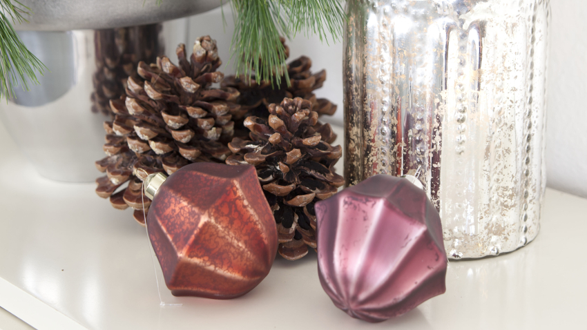 christbaumkugeln pink rabatte bis zu 70 bei westwing. Black Bedroom Furniture Sets. Home Design Ideas