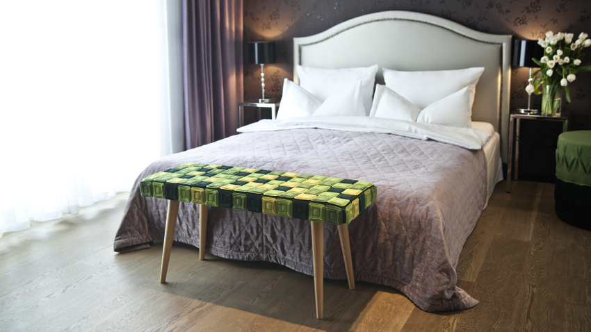 Cabeceros tapizados nicos para tu dormitorio westwing - Cabeceros tapizados vintage ...