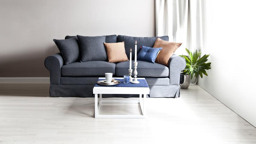 Sof cama soluci n perfecta para los invitados westwing for Salas con sofa cama