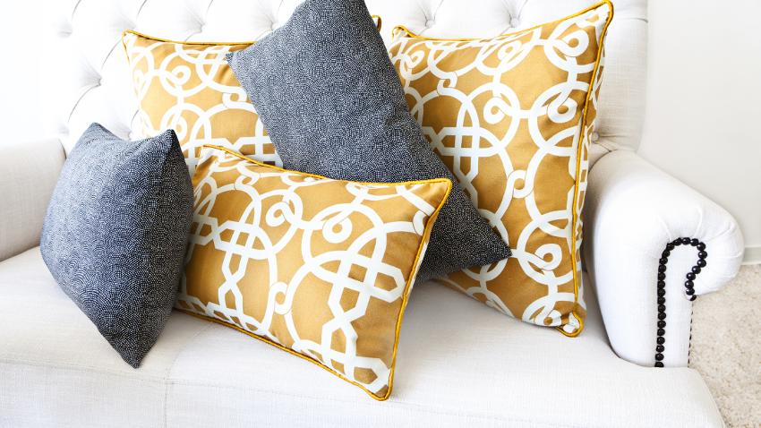 Cojines para sofás: Variedad de formas | WESTWING