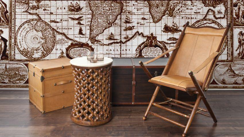 Ba l lo mejor para decorar y organizar westwing - Decorar baul vintage ...