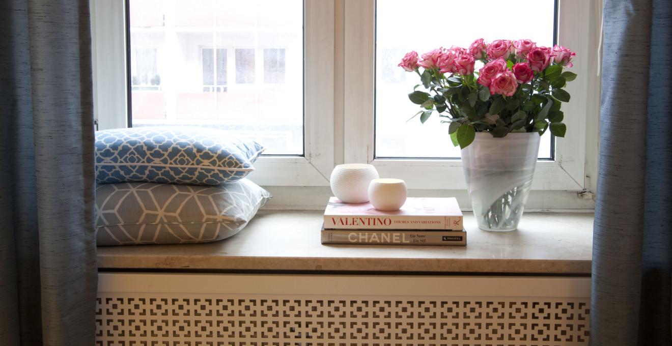Cortinas correderas para nuestro hogar con westwing - Ideas para cubrir radiadores ...