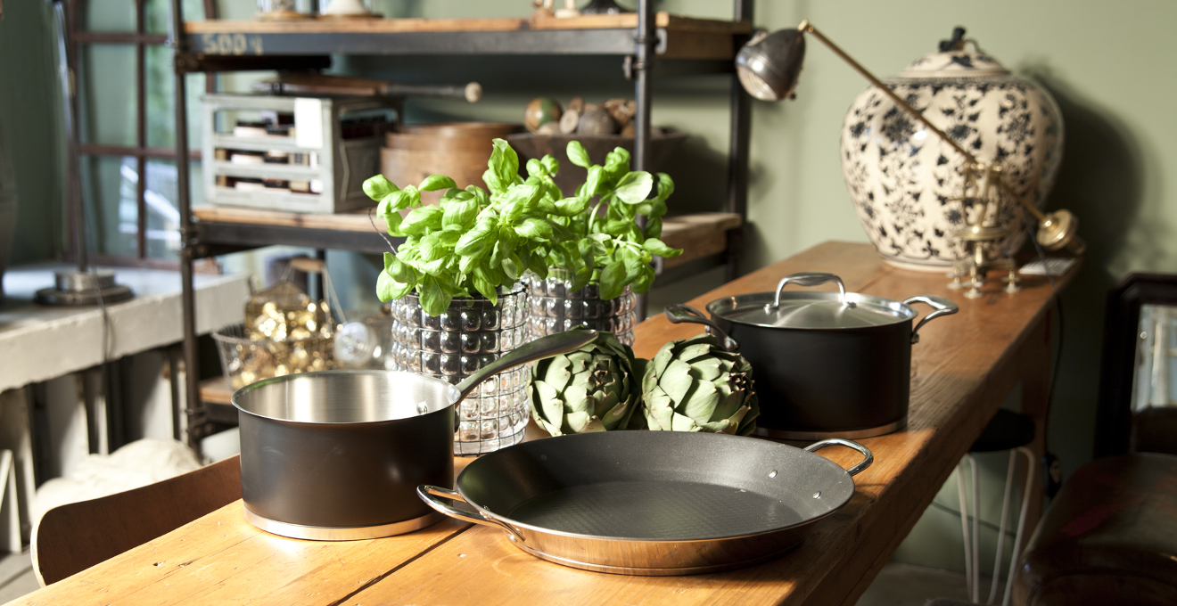 Estanter as de cocina almacenaje inteligente westwing - Estanterias para cocina ...