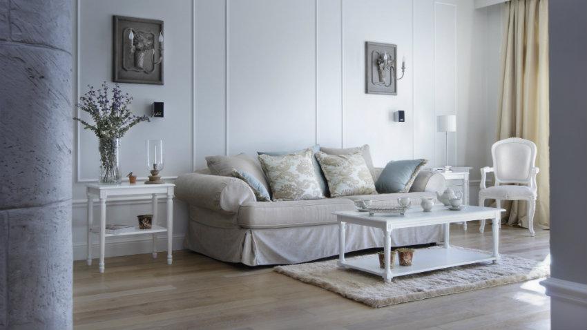 Dise o de salones consejos para decorar westwing - Decorar salones cuadrados ...