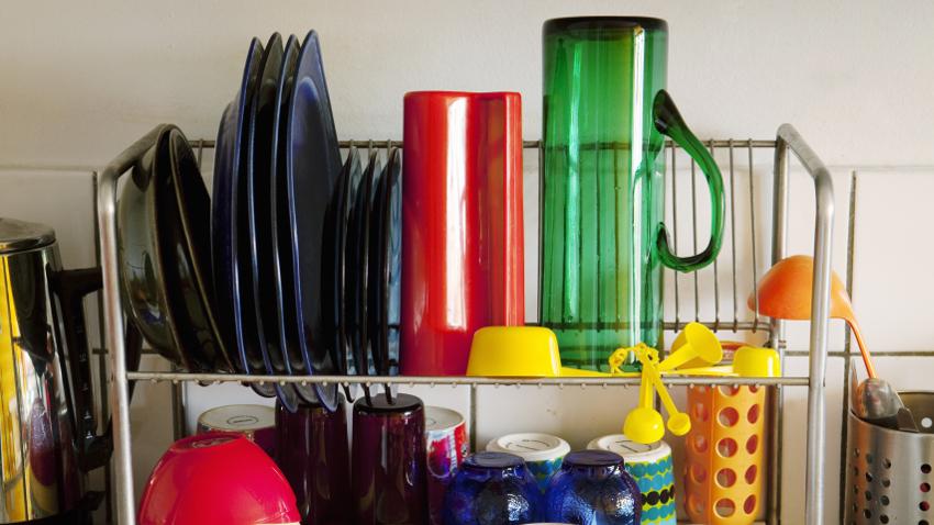 Escurreplatos y otros accesorios de cocina westwing - Escurreplatos para muebles de cocina ...
