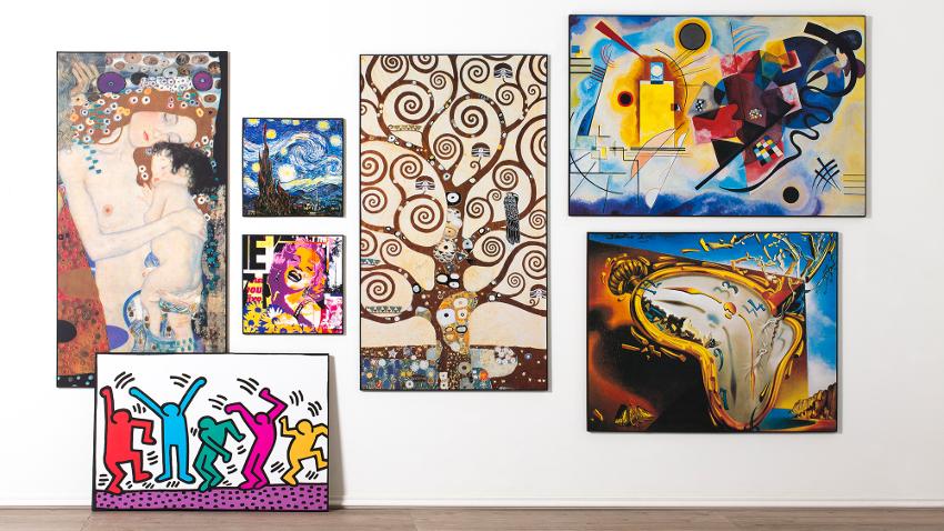 L minas para cuadros arte y estilo en casa westwing for Laminas para cuadros para imprimir
