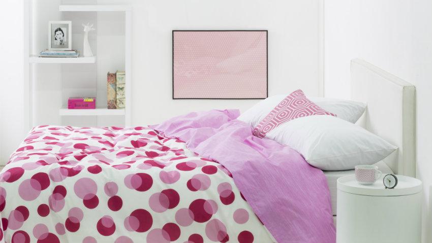 Dormitorio minimalista para un buen descanso