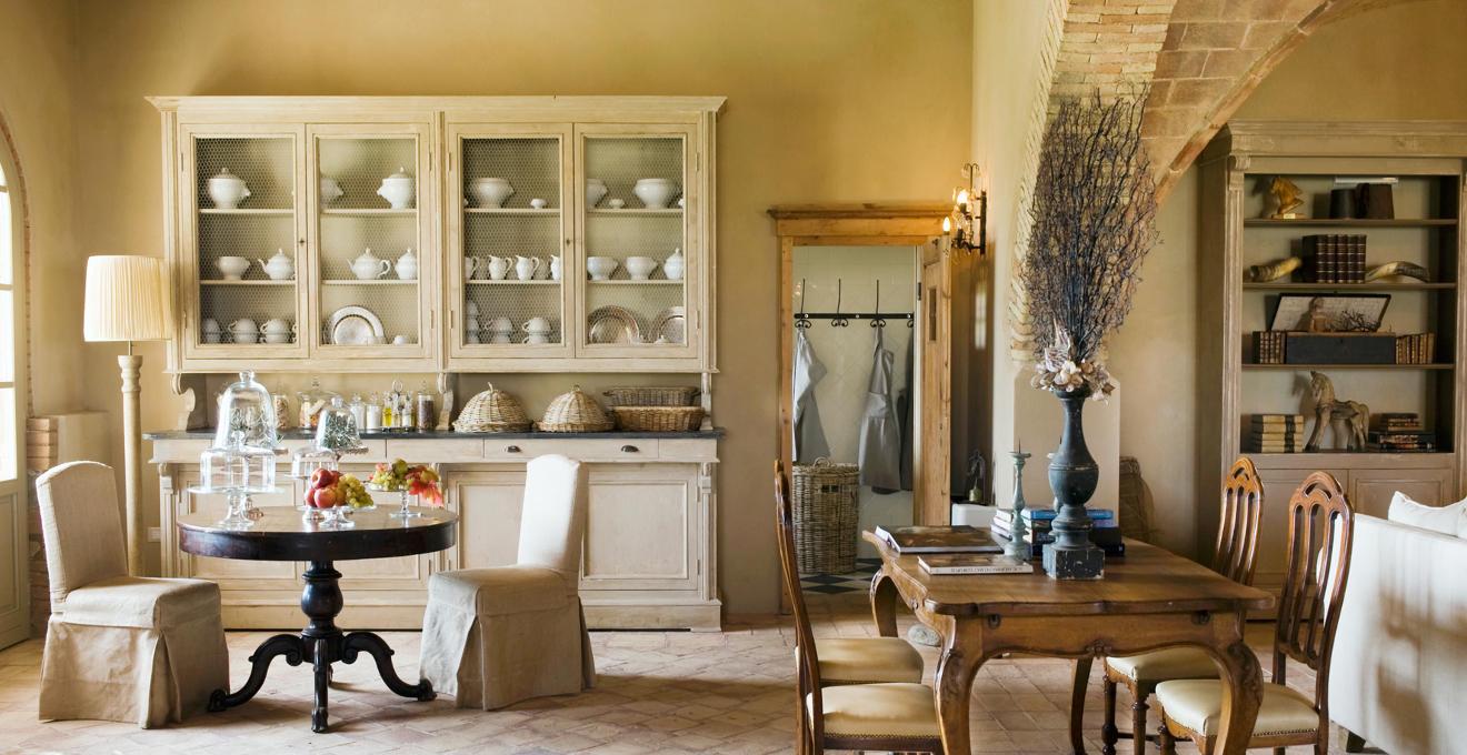 Aparador de cocina historia y funcionalidad westwing for Como decorar un aparador