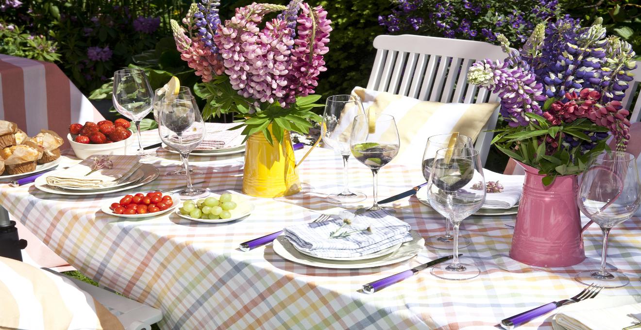 Cocina de primavera