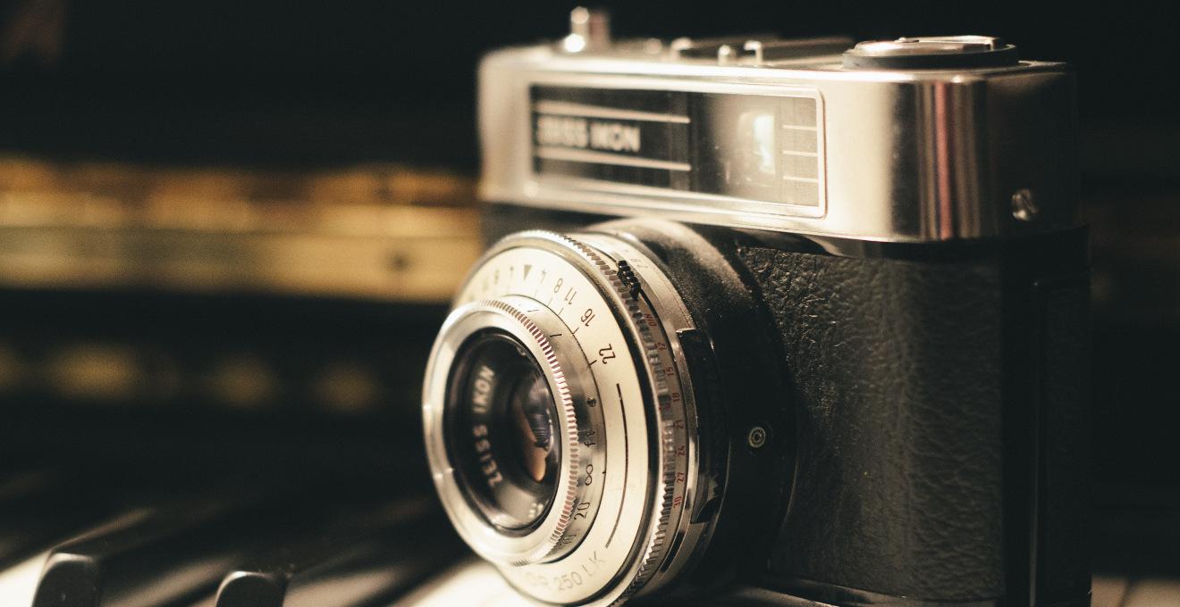 Decorar con fotos polaroid
