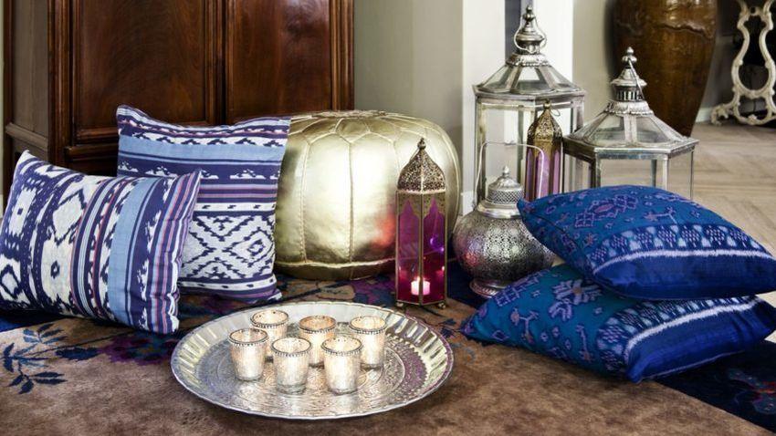 Decora con estilo árabe