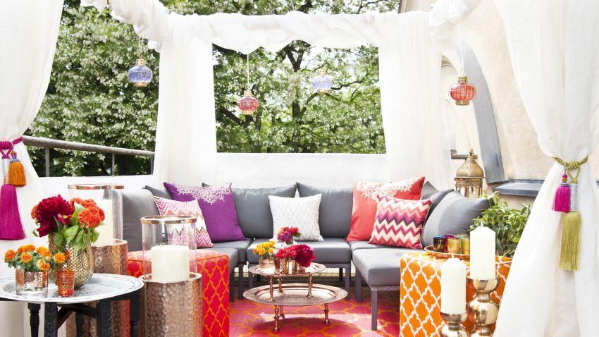 Toldos para patios sombras con estilo westwing for Toldos de lona para patios