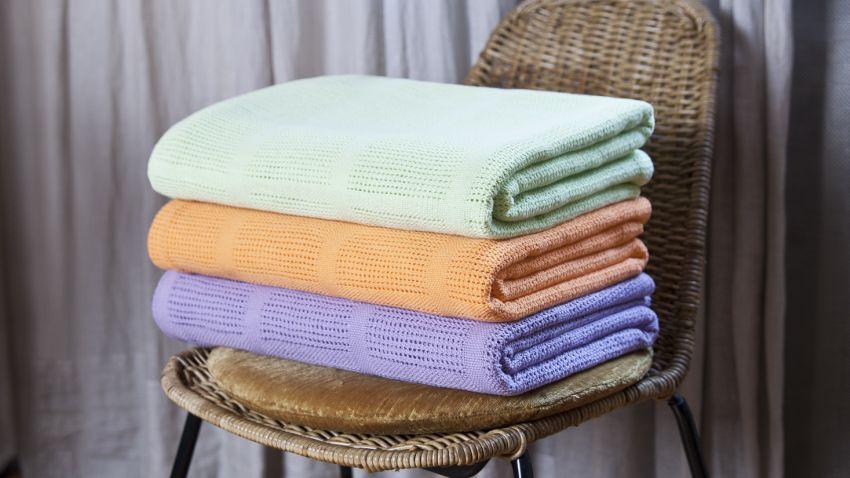 Toallas de algodón egipcio