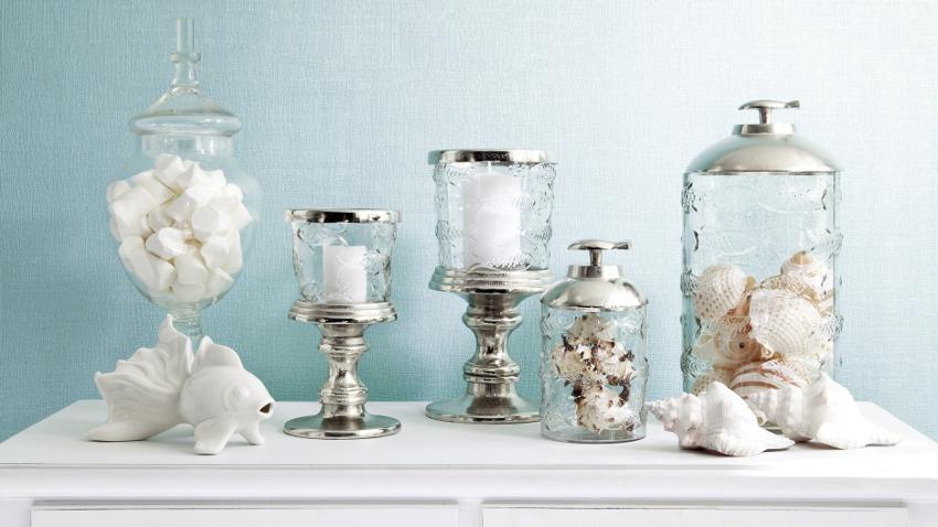 Conchas decoraci n diy inspirada en el mar westwing - Decoracion con conchas ...
