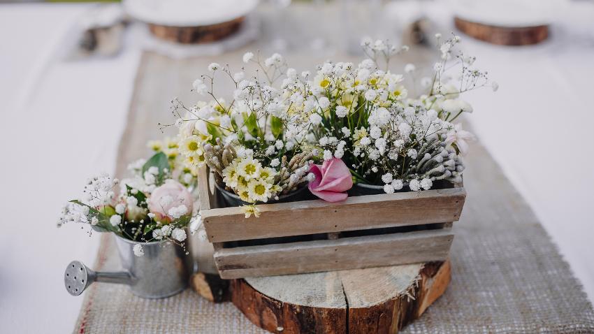 centros de mesa para bodas fiesta de tu estilo westwing