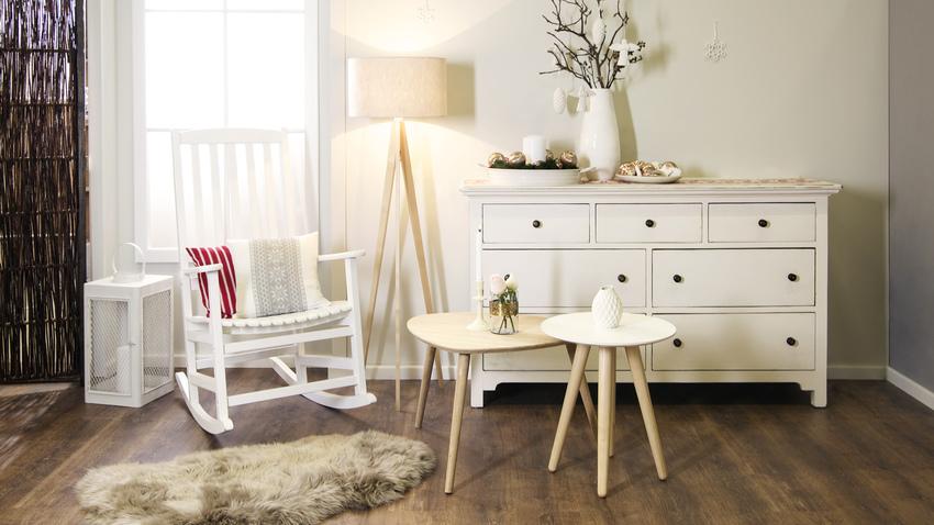 Suelo de madera, bienestar y estilo