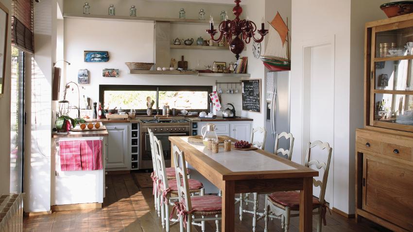 Cocinas con encanto estilo entre fogones westwing - Cocinas con encanto ...