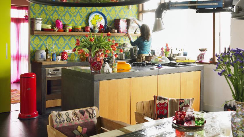 muebles de cocina amarillos car cter y estilo westwing On muebles de cocina amarillos