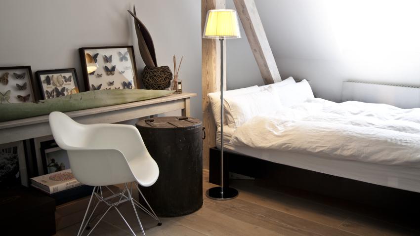 Muebles de madera de cedro