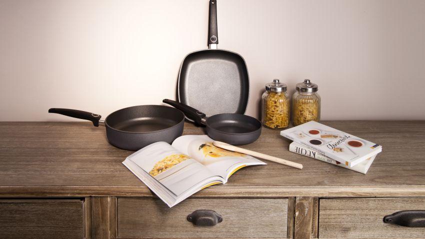 Cocinas de madera naturales y cálidas