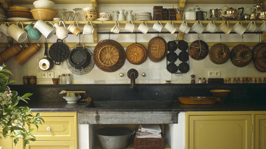 Cocinas vintage: aliméntate de lo antiguo | WESTWING