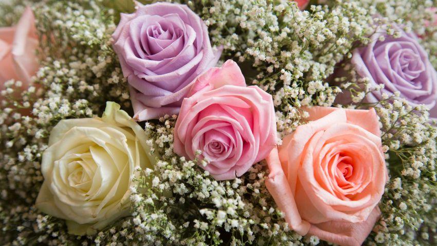 Flores para las damas de honor