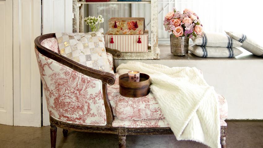 Cómo decorar el vestidor de la novia